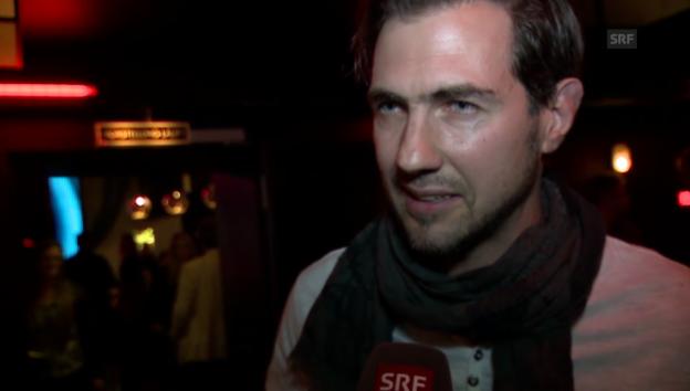 Video «Manu Burkart über das Komikerleben in der Schweiz» abspielen