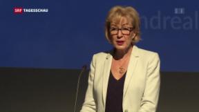 Video «Eine Premierministerin fürs Königreich» abspielen
