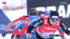 Video «Letzte Etappe der Tour de Ski» abspielen