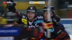 Video «Eishockey: NLA, Bern - Lakers» abspielen