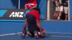 Video «Tennis: Matchball Tipsarevic - Benneteau (unkommentiert)» abspielen