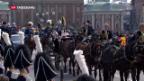 Video «Schweden feiert seinen König» abspielen