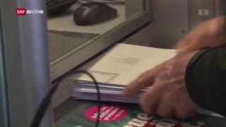 Video «Post greift zum Rotstift» abspielen