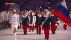 Video «Keine russische Flagge an den Olympischen Winterspielen 2018» abspielen