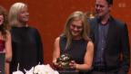 Video «Die Gewinner des 11. Zurich Film Festival» abspielen