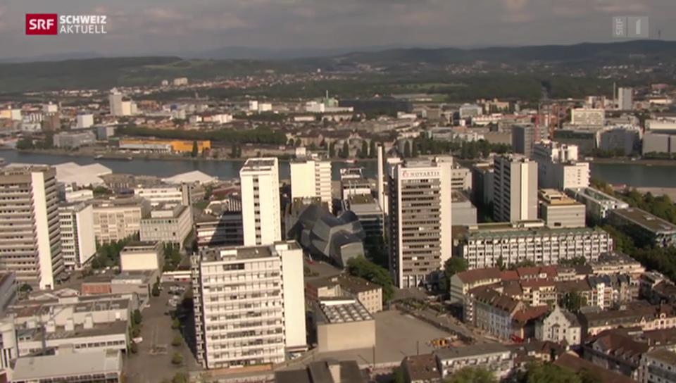 Steuerprivilegien in Basel sollen bleiben