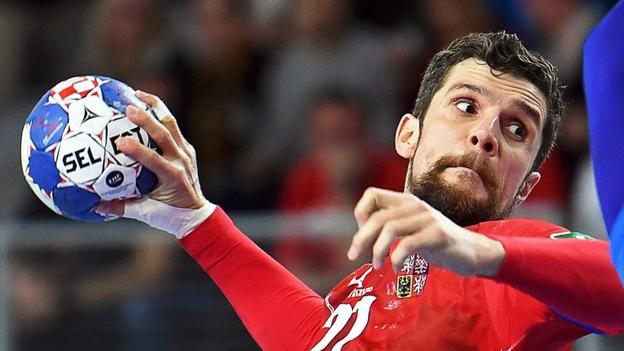 Bester Handballer an der EM (11.02.2018)