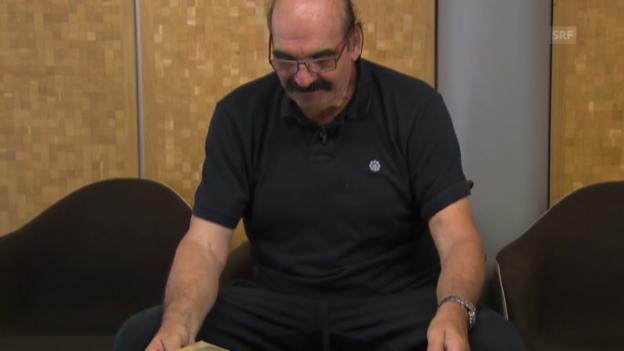 Video «LA-EM: Die Erfolge von Jean-Pierre Egger» abspielen
