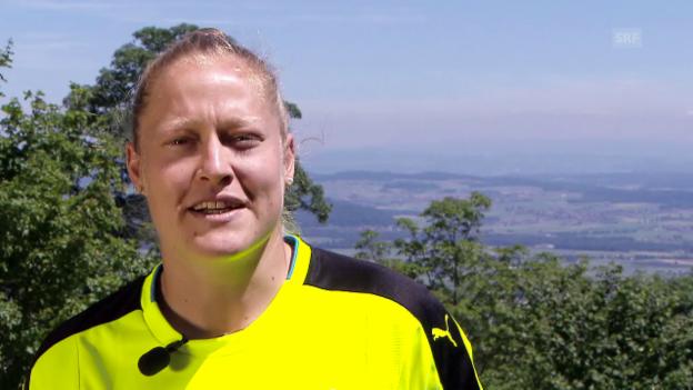 Video «Seraina Friedli im Porträt» abspielen