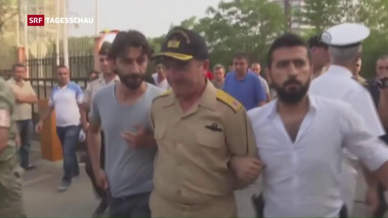 Griechenland und die Türkei streiten um acht Soldaten