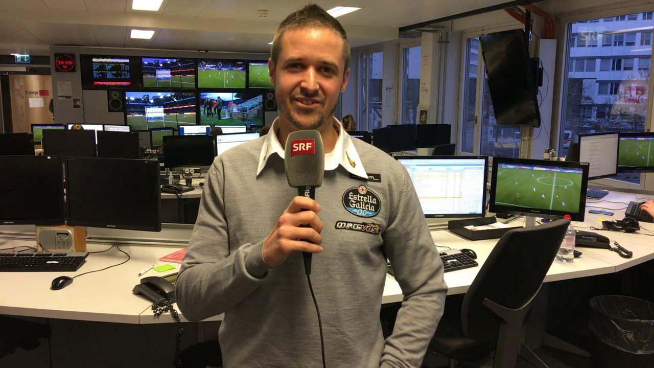 Tom Lüthi: «Fussball ist nicht so mein Ding»