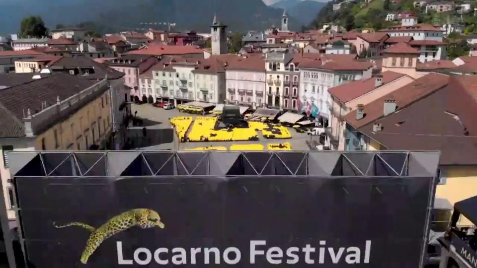 Kulturplatz Spezial: 74. Filmfestival von Locarno
