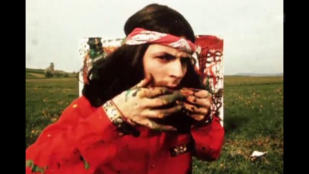 Video «Trailer zur Ausstellung «Film Implosion!»» abspielen