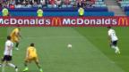 Video «Deutschland schlägt Australien» abspielen