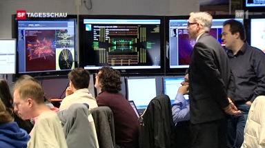 «Urknall-Experiment» am CERN gelungen