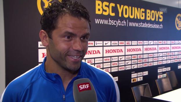 Video «Fussball: Fortes Wunschvorstellung gegen Monaco» abspielen