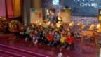 Video «Die Schlieremer Chind im Schul-Medley» abspielen