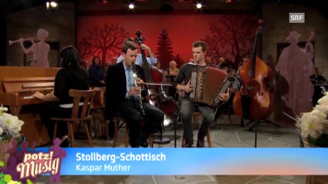 Stollberg-Schottisch - Kaspar Muther
