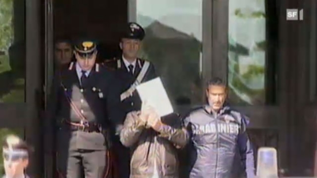 Video «'Ndrangheta - Die Mafia-Tentakel reichen bis in die Schweiz» abspielen
