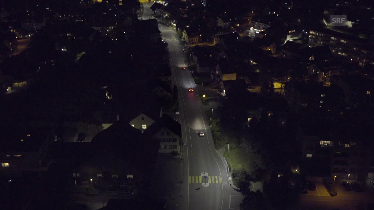 Intelligente Lichtanlage in Urdorf
