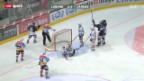 Video «Eishockey: Lugano - Lakers» abspielen