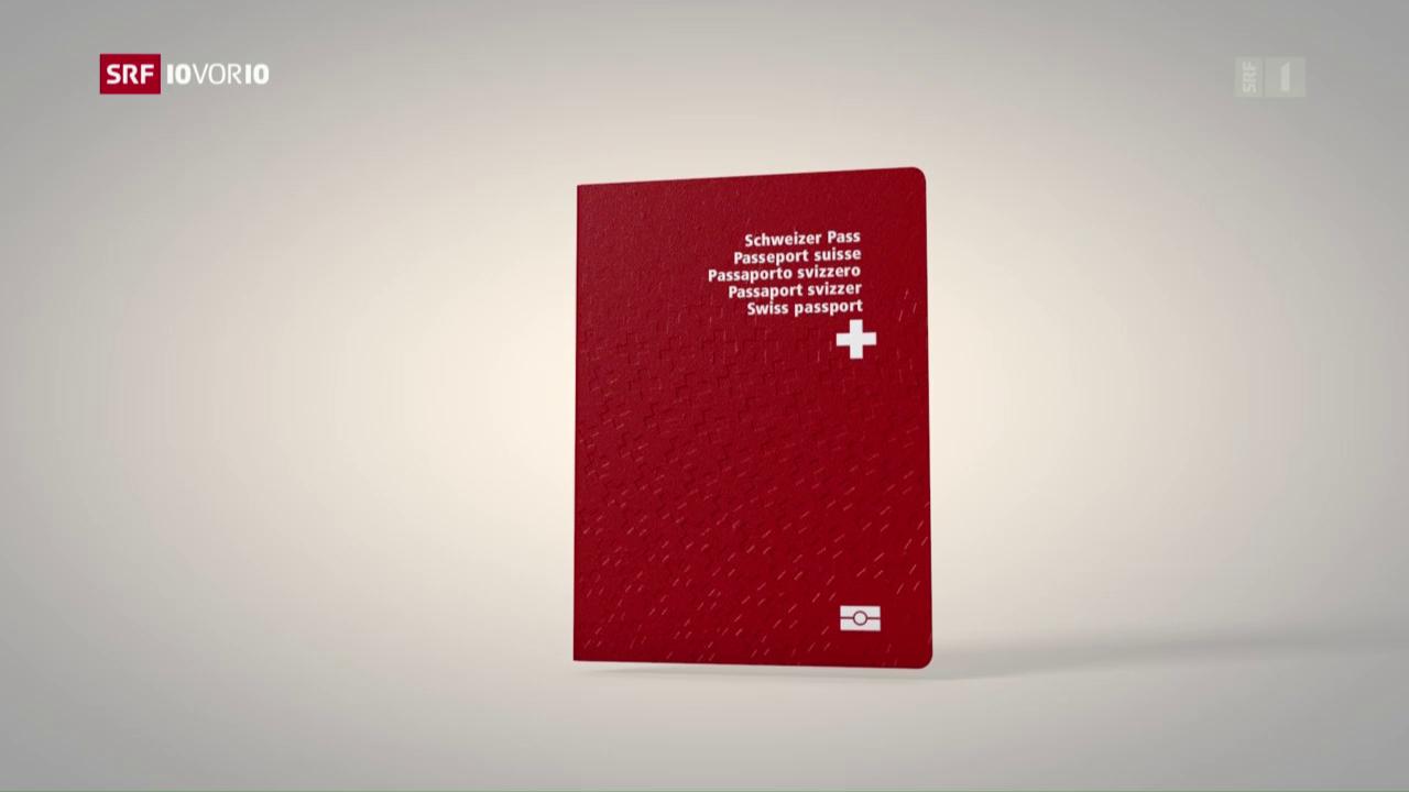Erleichterte Einbürgerung für dritte Ausländergeneration