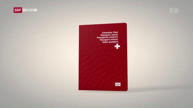 Video «Erleichterte Einbürgerung für dritte Ausländergeneration» abspielen