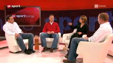 Video ««sportlounge» vom 1. Februar 2010» abspielen