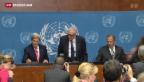Video «Zweite Syrien-Konferenz in Genf geplant» abspielen