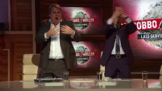 Video «Mit Jon Pult und «Dr Spitzbueb»» abspielen