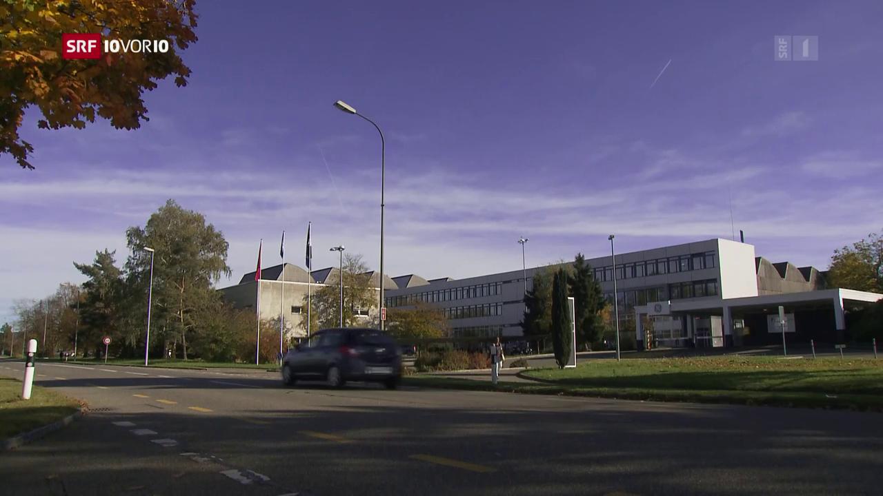 Befürchteter Stellenabbau bei General Electric