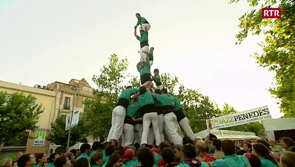 Ina minoritad en l'Europa: ils Catalans 02.09.2007
