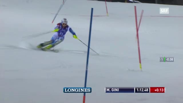 Ski: Ginis 2. Lauf («sportlive»)