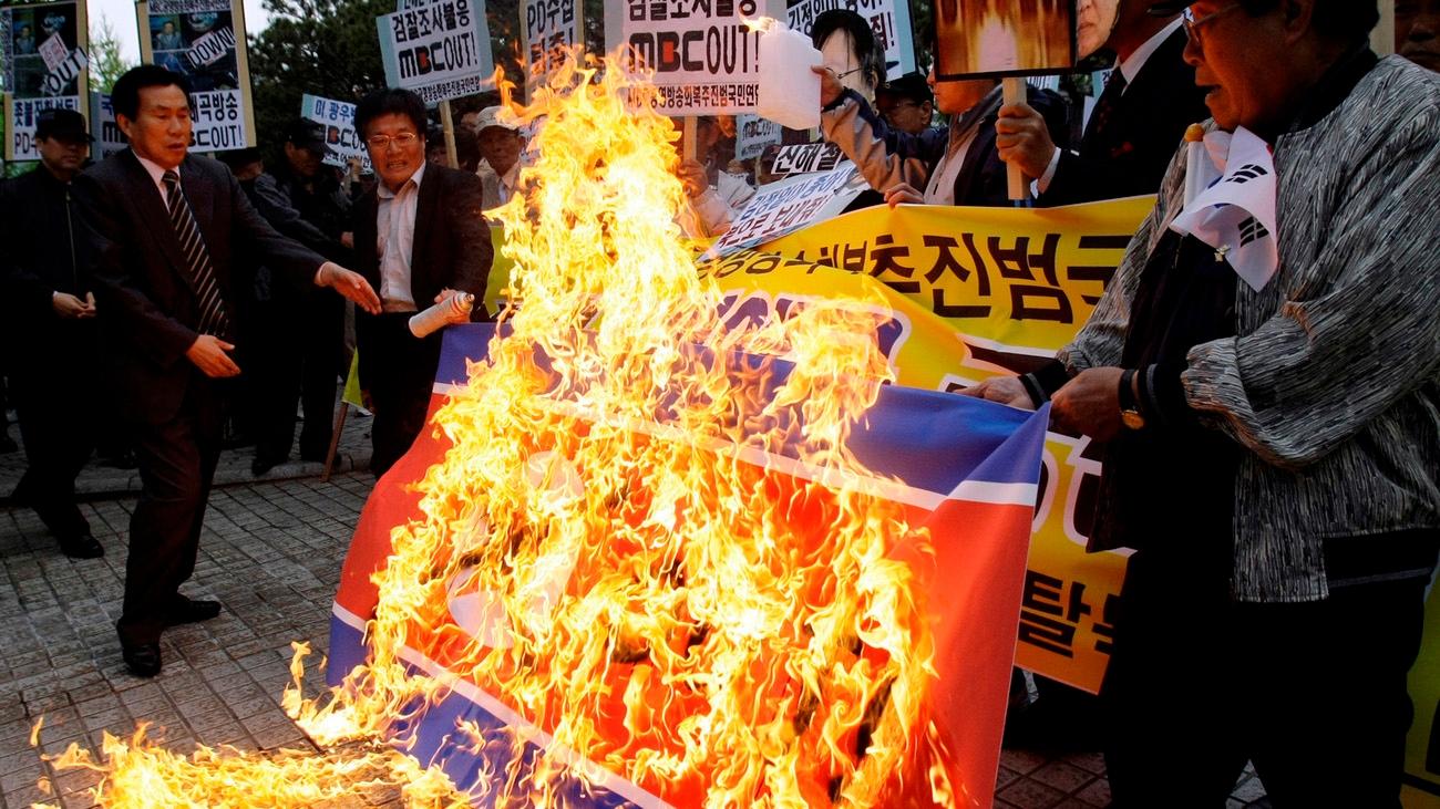 Die Regierungen Nord- und Südkoreas treffen sich zu Gesprächen