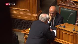 Video «FOKUS: Vorschlag zur Rentenreform blitzt im Nationalrat ab» abspielen