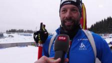 Video «Serafin Wiestner über die Begegnung mit dem «Kronprinzen»» abspielen