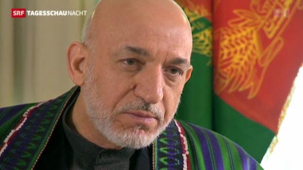 Video «CIA-Millionen förderten Korruption in Afghanistan» abspielen