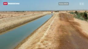 Video «Blockierte Entwicklungsprojekte am Nil» abspielen