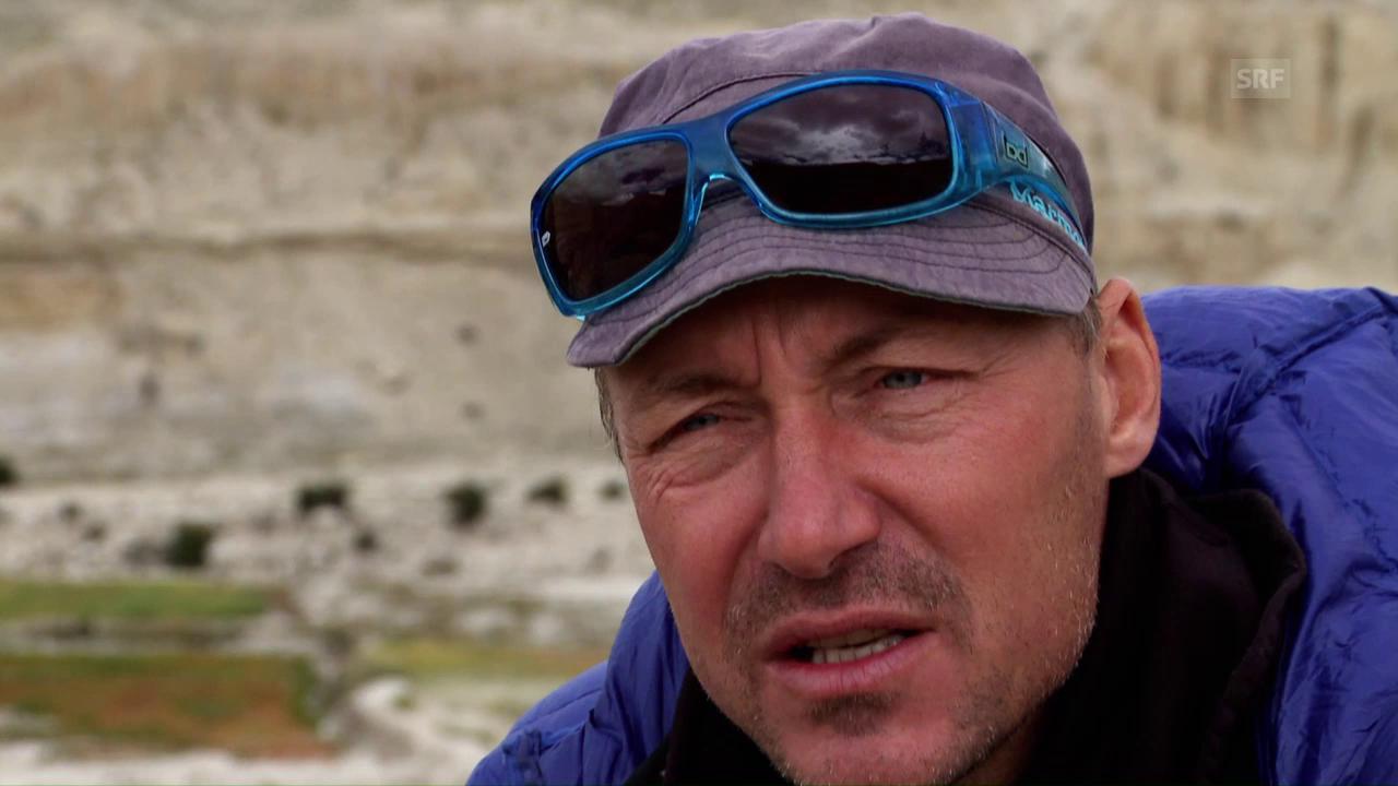 Manuel Bauer: «Ein Privileg zu helfen.»