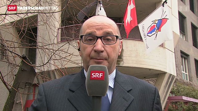 SRF-Korrespondent Mario Carnevale zum Tod von Giuliano Bignasca