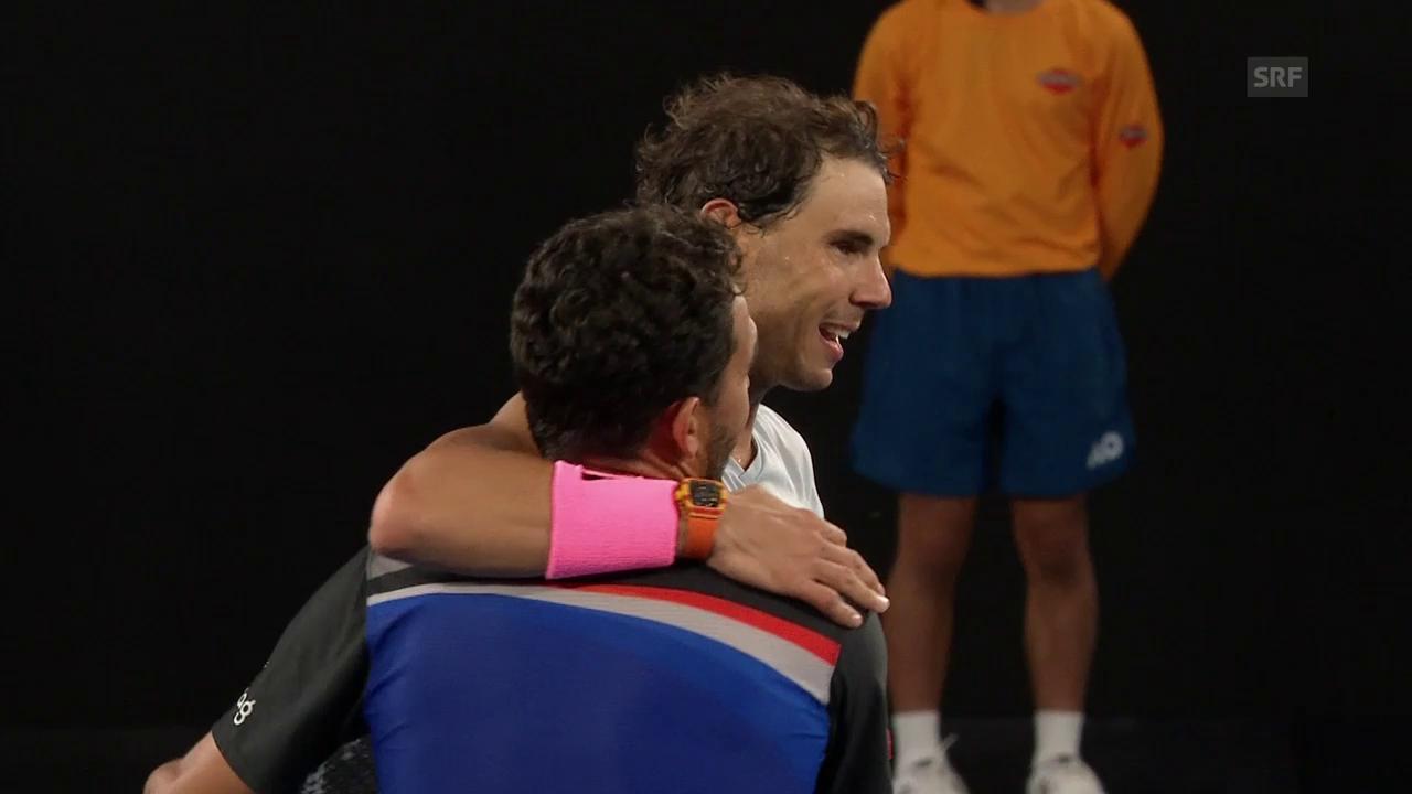 Nadal startet ideal ins Turnier