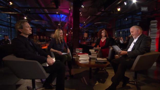 Video «Literaturclub Plus: Was kann weg?» abspielen