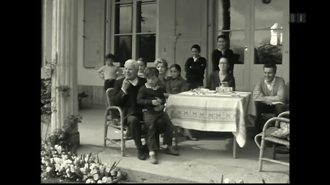 Charlie Chaplin – Der Vater