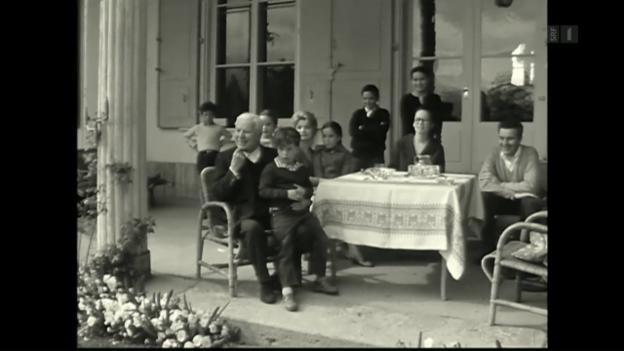 Video «Charlie Chaplin – Der Vater» abspielen