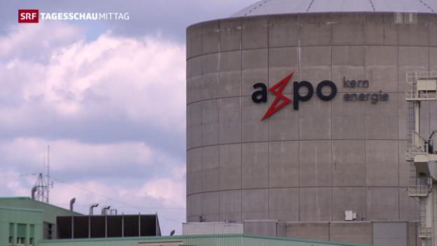 Video «Hoher Verlust bei der Axpo» abspielen