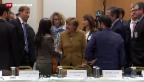 Video «Treffen Merkel-Samaras» abspielen