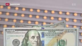 Video «Schweizer Pharmariesen fürchten um USA-Geschäft» abspielen