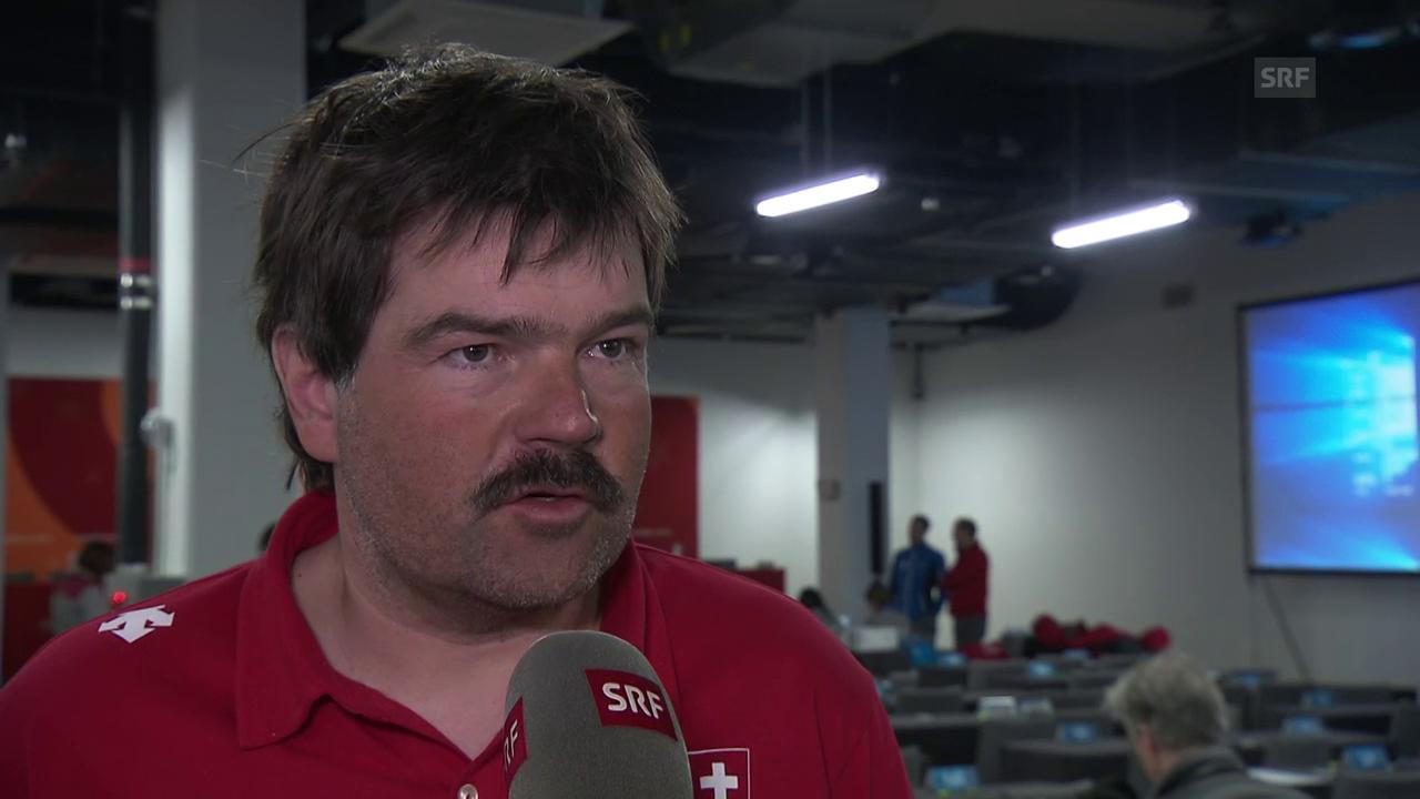 Stauffer: «Mit Feuz im Team muss eine Medaille das Ziel sein»