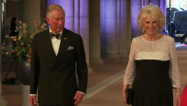 Video «Prinz Charles: Ohne Arbeit in Rente» abspielen