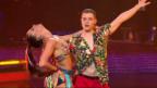 Video «Lucas Fischer mit einem Samba zu «Despacito»» abspielen